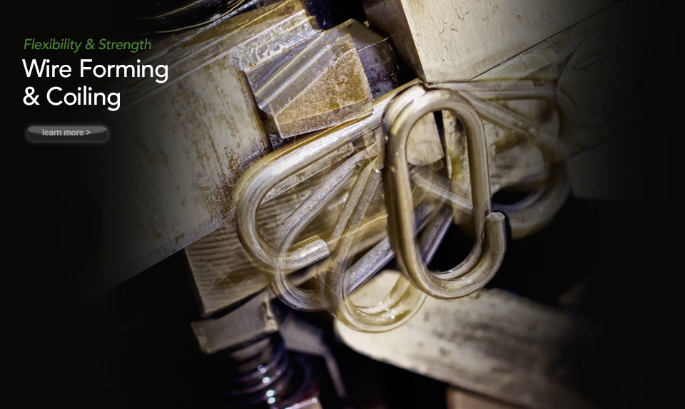 Wire Forming / Wire Coiling