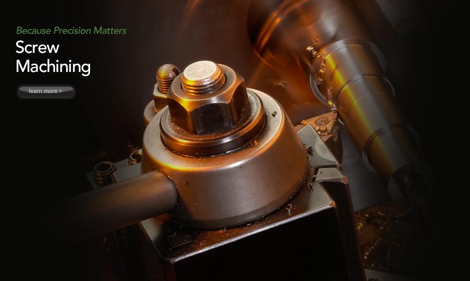 Screw Machine & Metal Fabricating